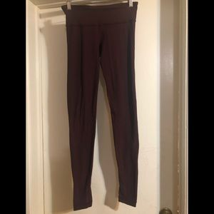 Lululemon wunder under pant